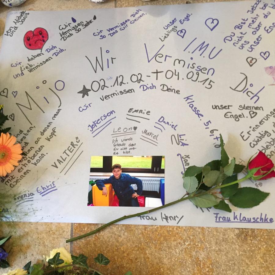 Trauerfeier Siegerland