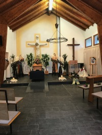 Friedhofskapelle Attendorn, Neu - Listernohl, Trauerredner