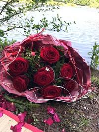 Rosen zum Abschied, Beisetzung, Bestattung, Trauer, Rede